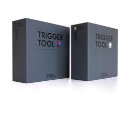 Foto der beiden Trigger Tool Boxen