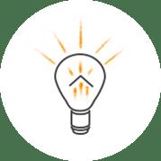 Piktogramm zum Thema: Beschleunigen Sie Innovationsprozesse
